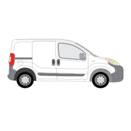 Allestimento personalizzato Citroën Jumpy