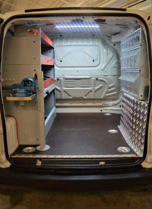 Allestimento personalizzato Fiat Fiorino
