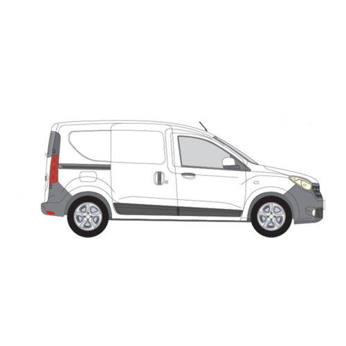 Allestimento personalizzato Dacia Dokker Van