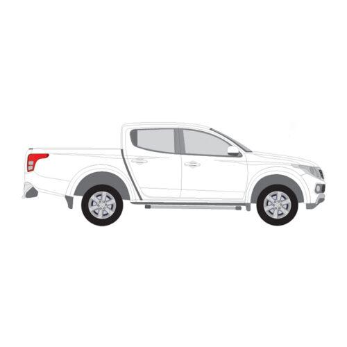 Allestimento personalizzato Fiat Fullback