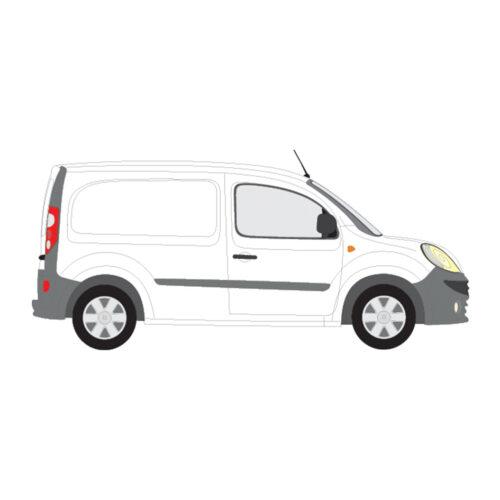 Allestimento personalizzato di Renault Kangoo