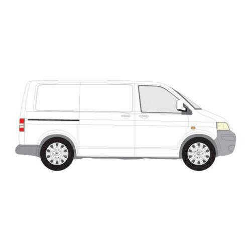 Allestimento personalizzato di Volkswagen Transporter